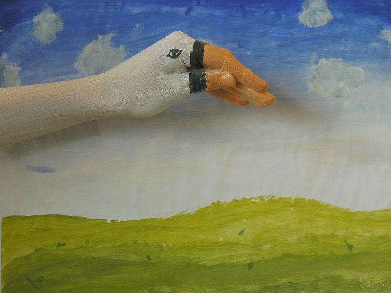 Handbeest