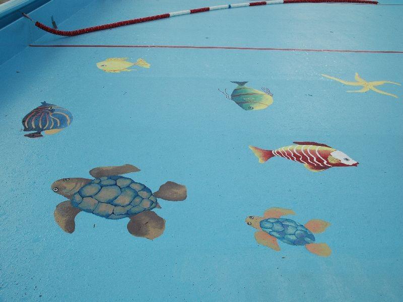 Zwembad de Berkel te Almen
